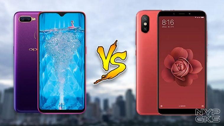 OPPO-F9-vs-Xiaomi-Mi-A2-Specs-Comparison-NoypiGeeks