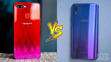 Vivo-v11-vs-OPPO-F9-Specs-Comparison
