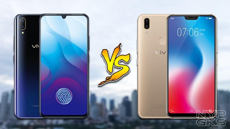 Vivo-V11-vs-Vivo-V9-Specs-Comparison