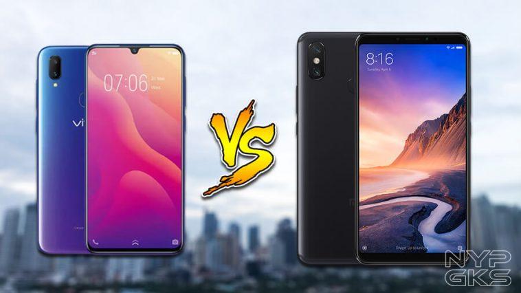 Vivo-V11i-vs-Xiaomi-Mi-Max-3-Specs-Comparison