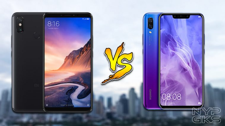 Xiaomi-Mi-Max-3-vs-Huawei-Nova-3i-Specs-Comparison