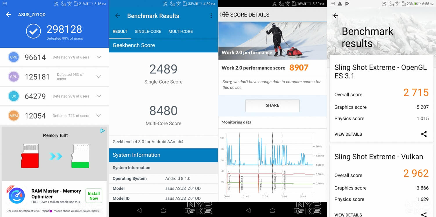ASUS-ROG-Phone-Benchmarks
