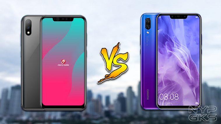 Cherry-Mobile-Flare-S7-Plus-Vs-Huawei-Nova-3i-Specs-Comparison