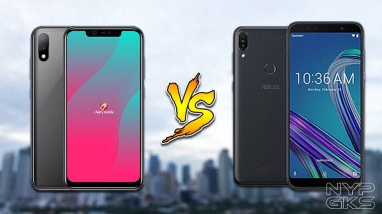 Cherry-Mobile-Flare-S7-Plus-vs-ASUS-Zenfone-Max-Pro-M1-Specs-Comparison