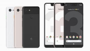 Google-Pixel-3-Pixel-3-XL-official