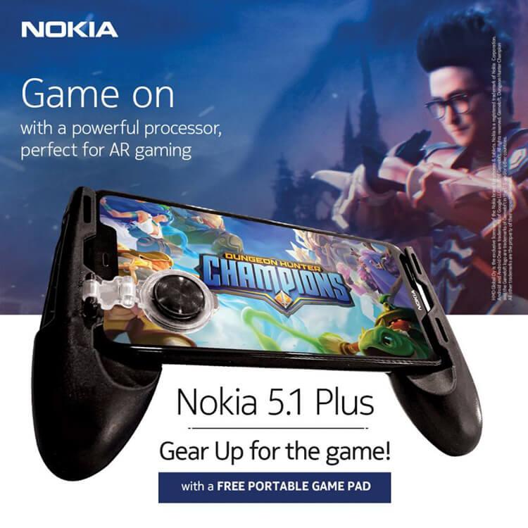 Nokia-5-1-Plus-Philippines-Freebies