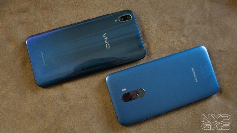 Vivo-V11-vs-Xiaomi-Pocophone-F1-Speed-Test
