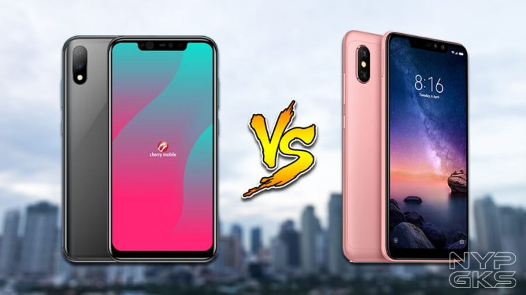 Cherry-Mobile-Flare-S7-Plus-vs-Xiaomi-Redmi-Note-6-Pro-Specs-Comparison