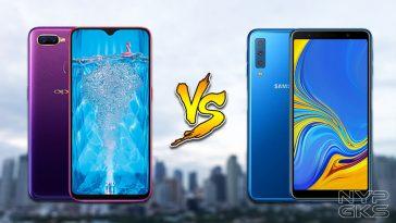 OPPO-F9-vs-Samsung-Galaxy-A7-2018-Specs-Comparison