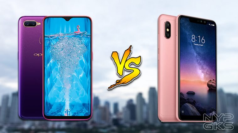 OPPO-F9-vs-Xiaomi-Redmi-Note-6-Pro-Specs-NoypiGeeks