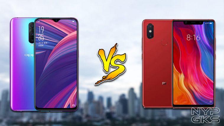 OPPO-R17-Pro-vs-Xiaomi-Mi-8-SE-Specs-Comparison