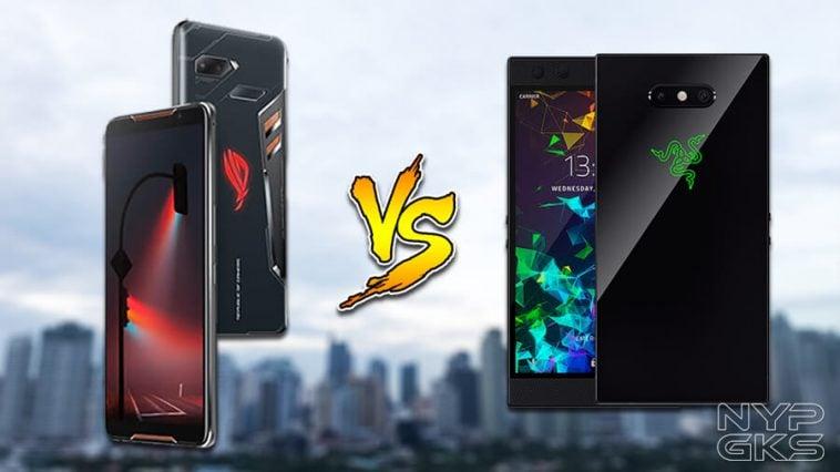 Razer Phone 2 vs ASUS ROG Phone: Specs Comparison | NoypiGeeks