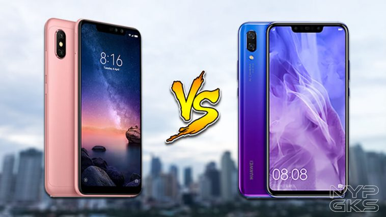 Xiaomi-Redmi-Note-6-Pro-vs-Huawei-Nova-3i-Specs-Comparison