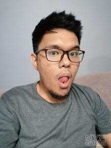 Huawei Mate 20 Pro Selfie