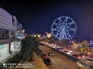 Huawei Mate 20 Pro Night Mode