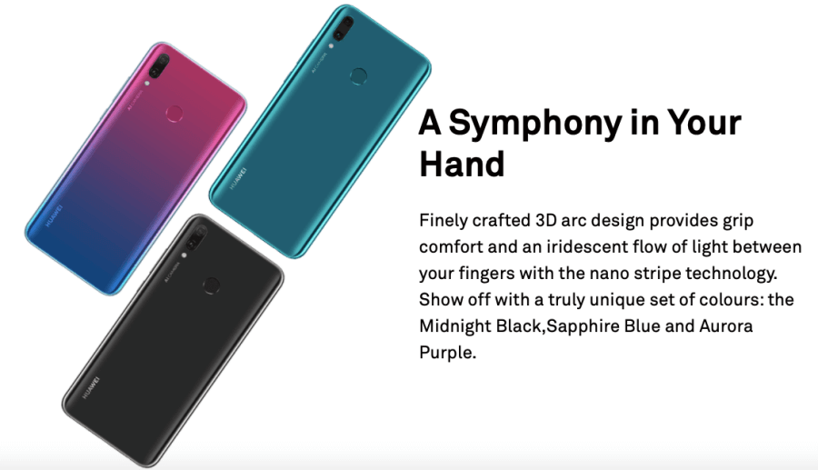 Huawei Y9 2019 now available in the Philippines | NoypiGeeks