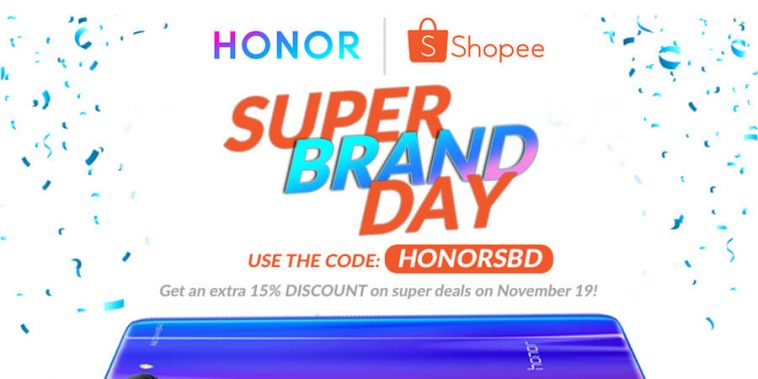 honor-shopee-super-brand-day-sale