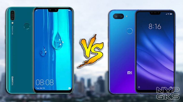 Huawei-Y9-2019-vs-Xiaomi-Mi-8-Lite-Specs-Comparison-NoypiGeeks