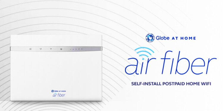 Globe at Home Air Fiber postpaid plan announced | NoypiGeeks