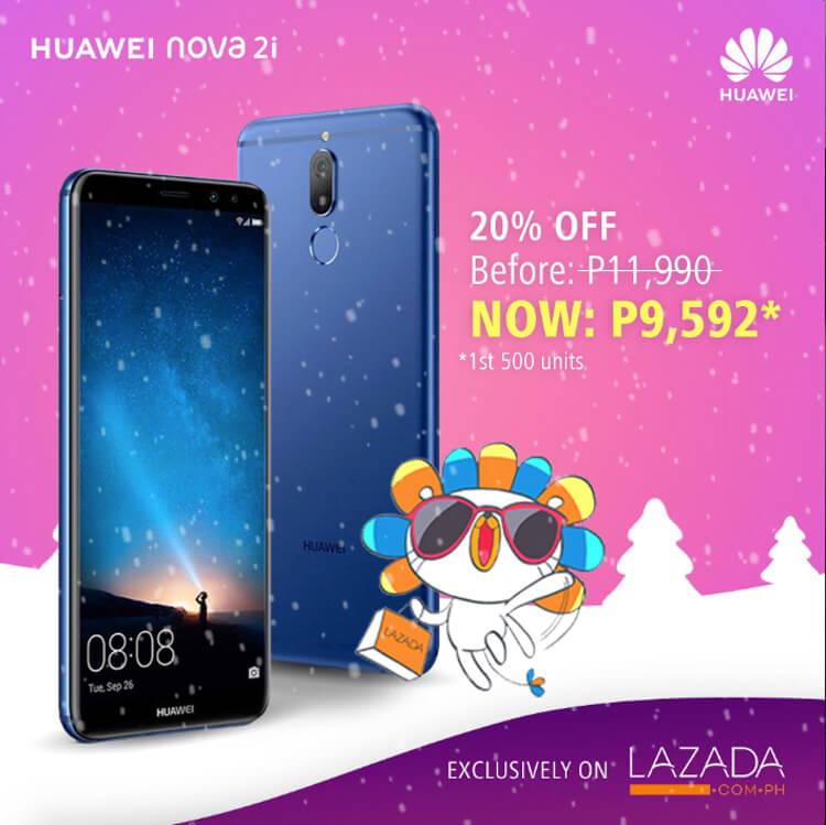 Huawei-Lazada-12-12