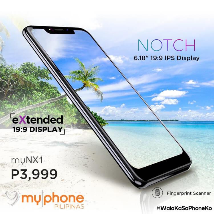 MyPhone-myNX1-price