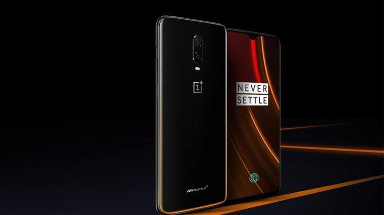 Oneplus 6t Mclaren Edition Announced With 10gb Ram 30w