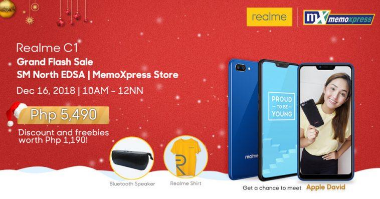 Realme-C1-MemoXpress