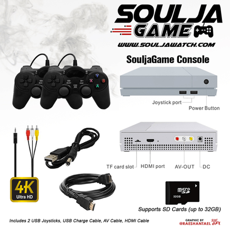 Soulja-Game