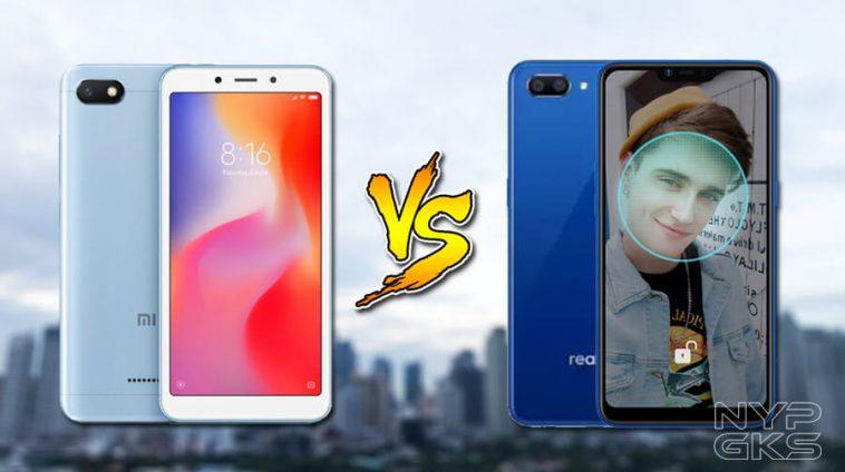 Xiaomi-Redmi-6A-vs-Realme-C1-Specs-Comparison