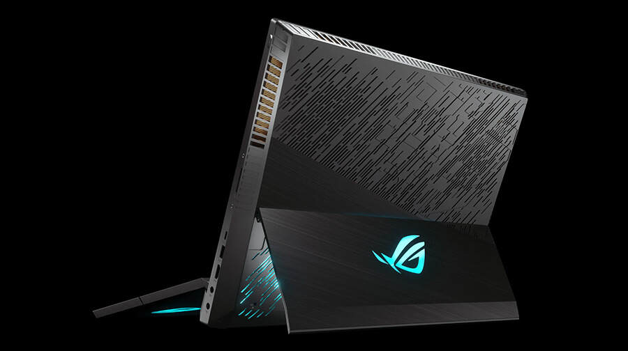 Asus Rog Mothership A Reimagined Desktop Replacement