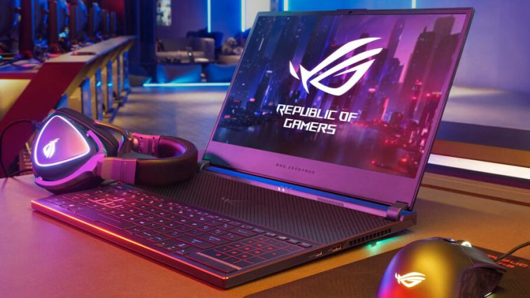 Asus Rog Zephyrus S Gx701 Gx531 With Rtx 2080 Announced