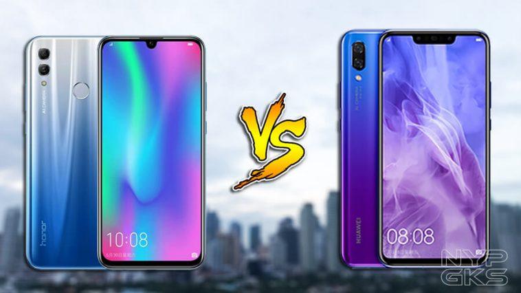 Honor-10-Lite-vs-Huawei-Nova-3i-specs-comparison