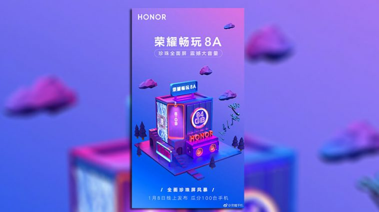 Honor-8A-teaser