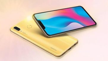 Huawei-Nova-3-Primrose-Gold
