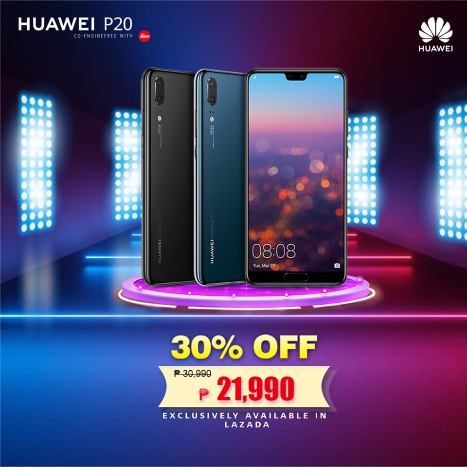 Huawei-P20-Price-Cut-Lazada