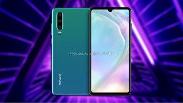 Huawei-P30-leaked
