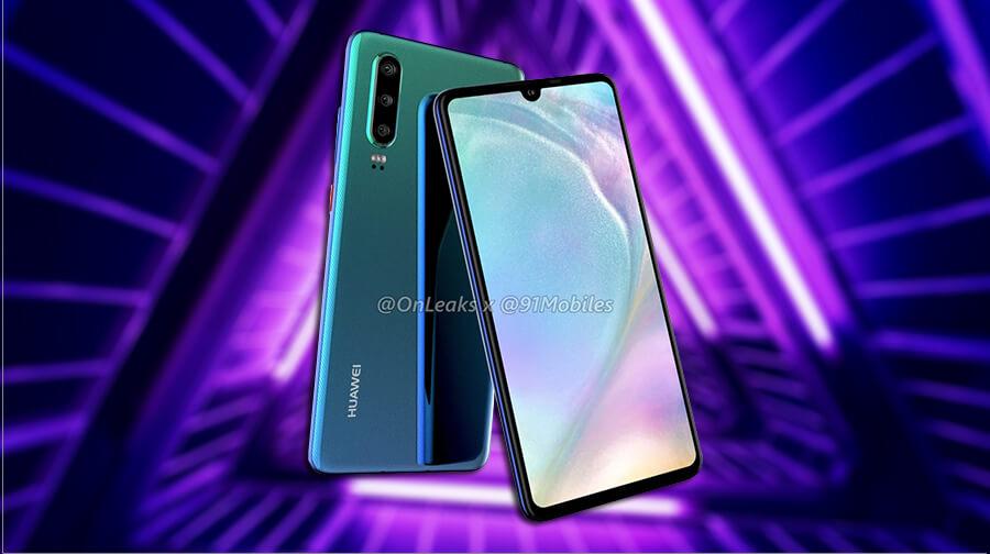 Huawei-P30-renders
