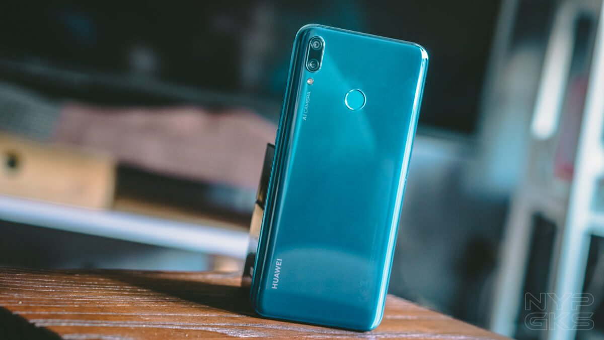Huawei Y9 2019 Review | NoypiGeeks | Philippines' Technology News