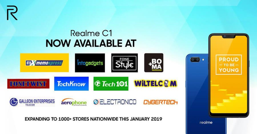 Realme-philippines-stores-service-centers