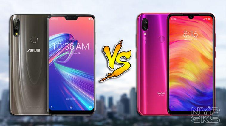 ASUS-Zenfone-Max-Pro-M2-vs-Xiaomi-Redmi-Note-7-Specs-Comparison