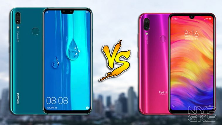 Huawei-Y9-2019-vs-Xiaomi-Redmi-Note-7-Specs-Comparison