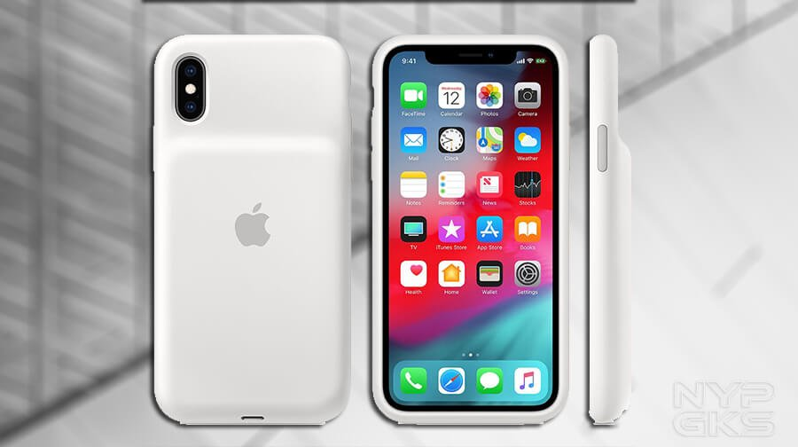 Iphone Xs Xs Max And Xr Smart Battery Case Unveiled Noypigeeks