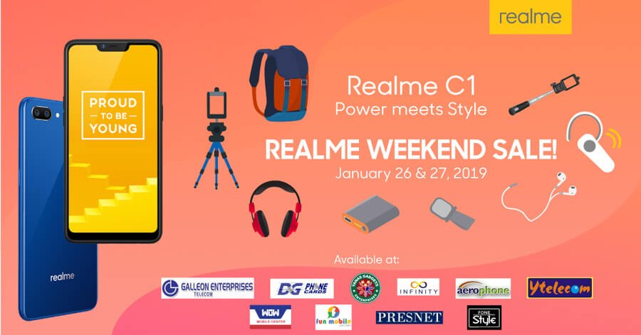 realme-c1-weekend-sale