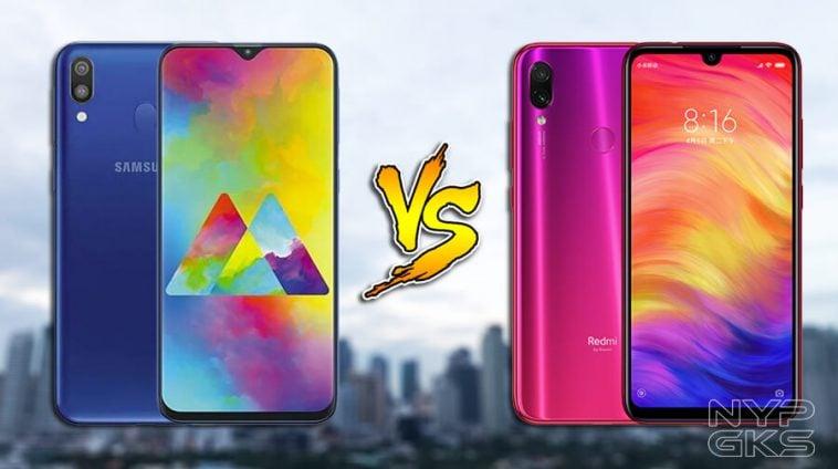 Samsung-Galaxy-M20-vs-Xiaomi-Redmi-Note-7-Specs-Comparison-NoypiGeeks