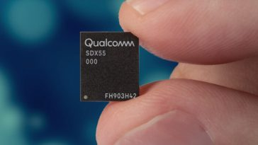 Qualcomm-X55-5G-modem