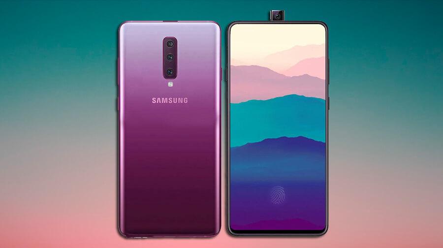 Samsung-Galaxy-A90-leaked