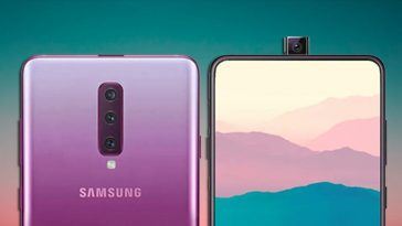 Samsung-Galaxy-A90-render-leaked