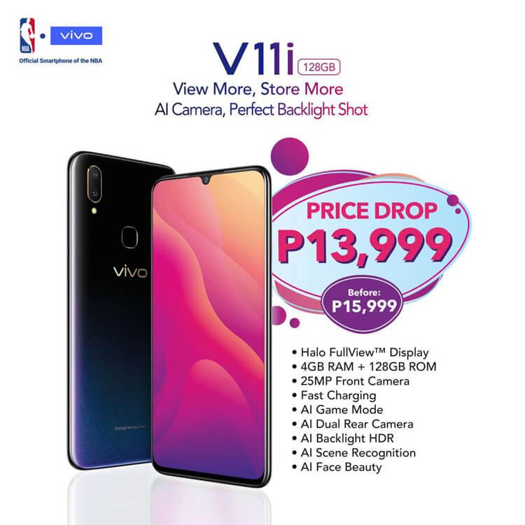 Vivo-V11i-price-drop