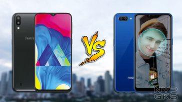 Samsung-Galaxy-M10-vs-Realme-C1-Specs-Comparison-NoypiGeeks