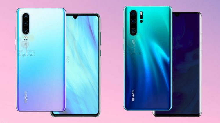 Huawei-p30-series-renders-leaked